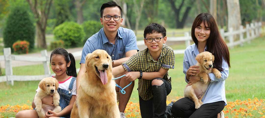 Life Insurance - Family Photo